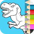 Dino Coloring Pages APK