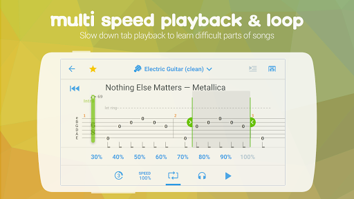 Songsterr Guitar Tabs & Chords  screenshots 5