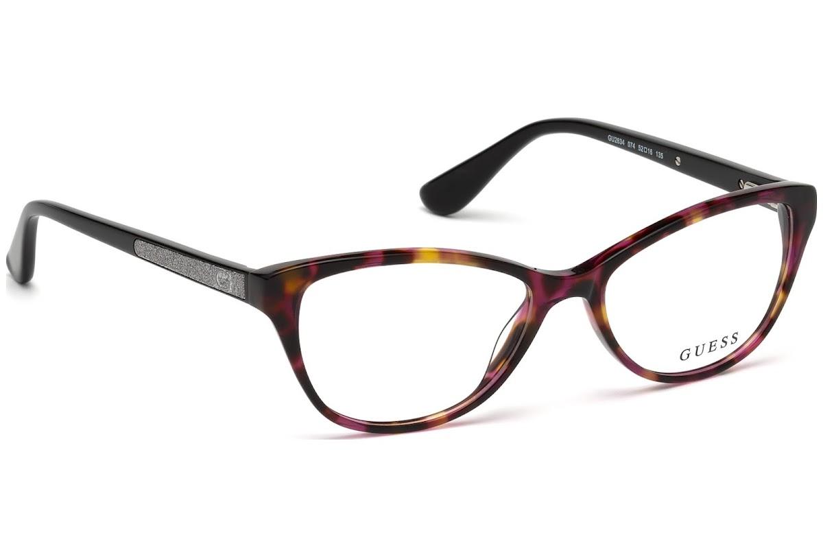 b2d0dea6d8 Buy Guess GU2634 C52 074 (pink  other   ) Frames