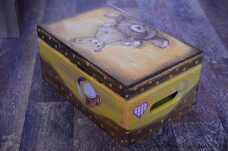 Photo: wooden box for kids 5