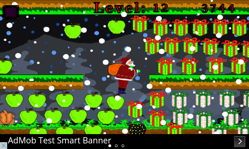 Santa Island- screenshot