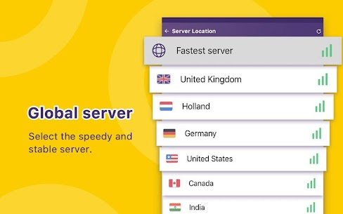 Unlimited Free VPN Monster – Fast Secure VPN Proxy App Download For Android 9