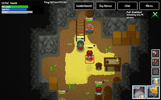 Heroes & Rats MMORPG Online painmod.com screenshots 5
