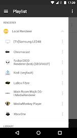 BubbleUPnP for DLNA/Chromecast Screenshot 8