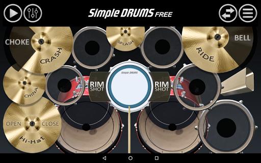 Simple Drums Free 2.3.1 screenshots 6