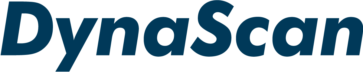 Dynascan logo transparant
