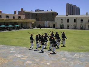 Photo: Vahdinvaihto Kapkaupungin linnassa