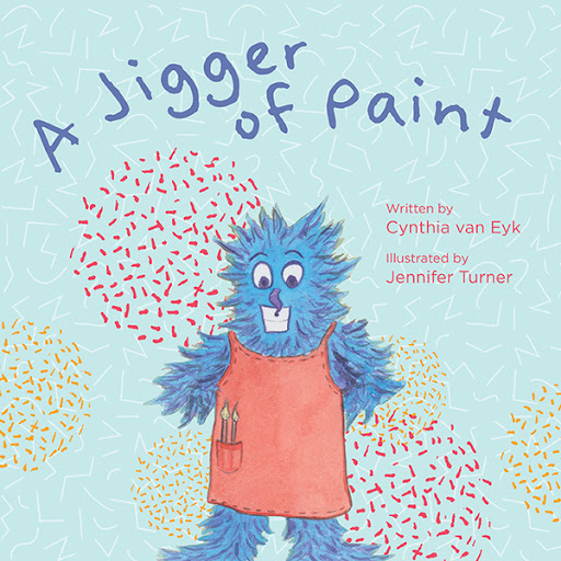A Jigger of Paint cover