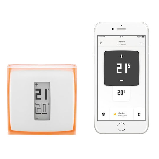 Netatmo Thermostat by Starck