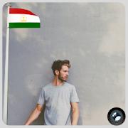 Tajikistan Flag In Your picture : Photo Editor APK