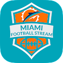 Miami Football STREAM+ icon