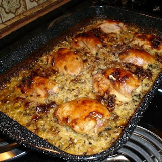 No Peek Chicken Rice Recipes