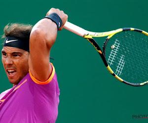 Nadal ontsnapt na lastige viersetter, winnaar van 2016 vliegt eruit