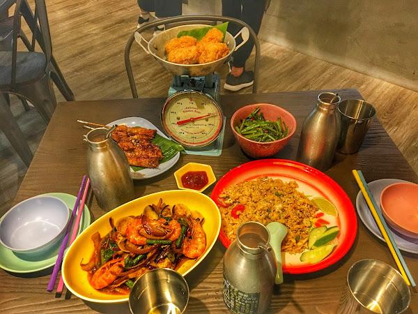 甲泰船麵 | 台北東區美食·泰式料理 CP值高 內附完整菜單