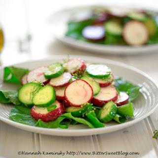 Red Radish Horseradish Recipes