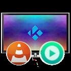TVlc - Web Audio Player & Vlc/Kodi TV Remote icon