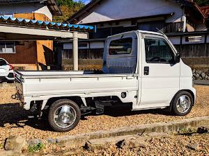 アクティトラック  HA7のカスタム事例画像 キムパパさんの2020年12月05日14:20の投稿