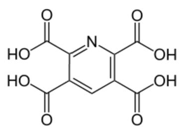 Acido tetracarboxilicopiridinico 01.png