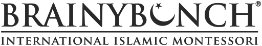 Brainy Bunch International Islamic Montessori logo
