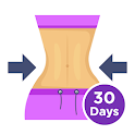 30 Days Lose Weight Workout for Flat Stomach icon