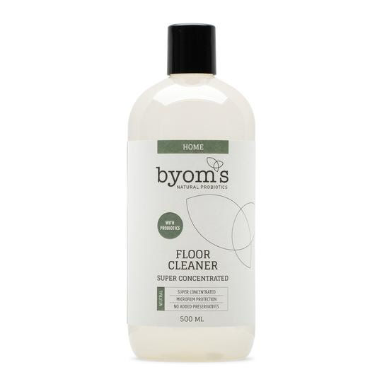 BYOMS 302 - PROBIOTIC FLOOR CLEANER – SUPER CONCENTRATED 500 ml