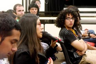 Photo: 4.12.13 Lima, Peru conference on street harassment