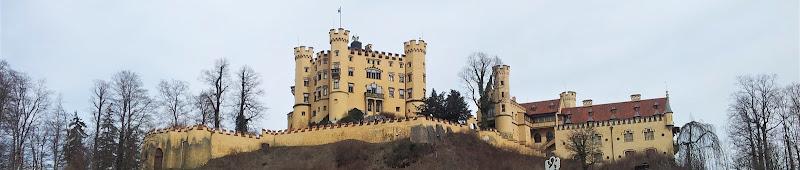 Castello di Hohenschwangau di Sabinaa