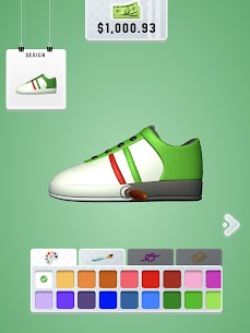 Sneaker Art MOD APK Latest Version [Unlimited Sneaker + No Ads] 7