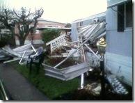 Tornado trailer