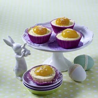 Easter Apricot Creams.