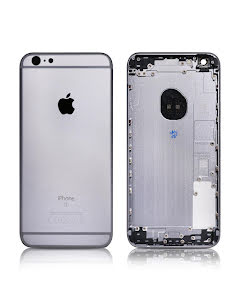 iPhone 6S Plus Housing without small parts HQ Black