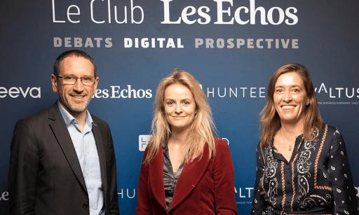 Denis Machuel et Belen Moscoso Del Prado - Keynote : Cécile Maisonneuve