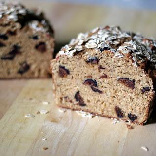 Oatmeal Fig Bread.