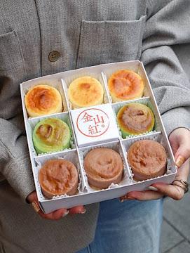 金山紅紅地瓜乳酪蛋糕專賣店