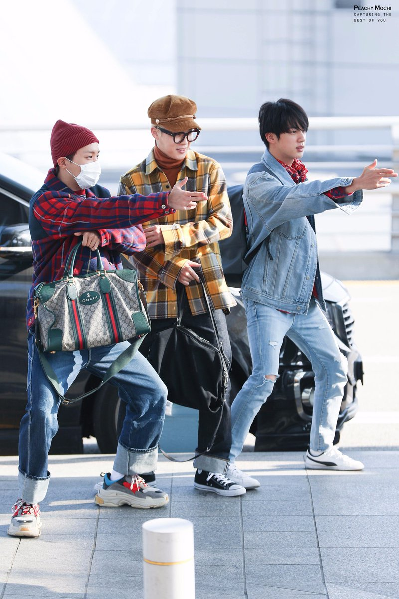10+ Outrageous Outfits Only BTS Could Wear In Public