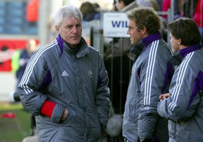 """Hugo Broos toujours blessé: """"Je ne suis jamais retourné voir un match à Anderlecht"""""""