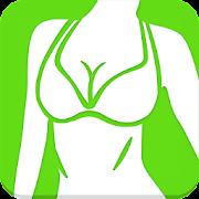 Beautiful breast workout
