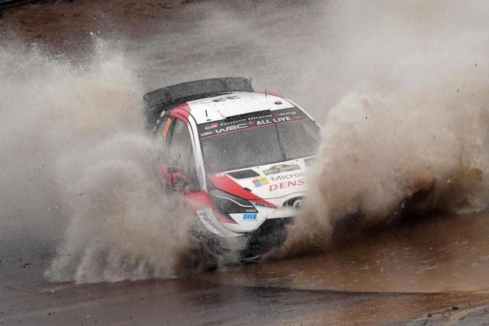 Elfyn Evans takes WRC lead with Sweden win
