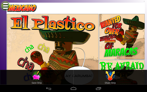 Comic Strip pro  screenshots 10