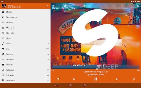 My Cloud Player for SoundCloud v10.1.2