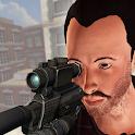 3D City Sniper Gun Shooting Game icon