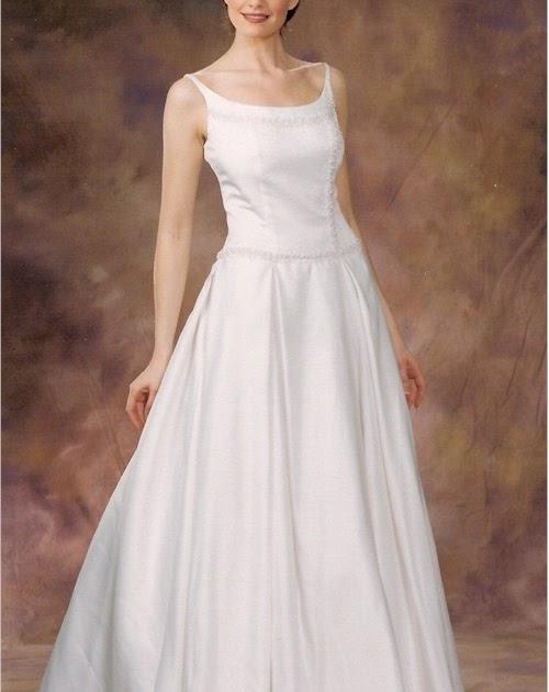 Ketiwool Informal Wedding Dress 1001