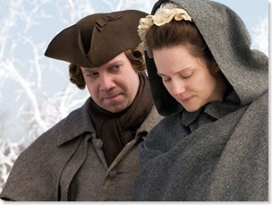Paul Giamatti and Laura Linney star in HBO's John Adams