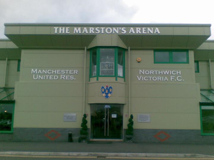 The Victoria Stadium