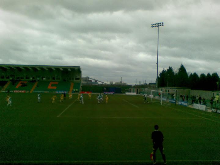 RDFC vs. Northwich (Challinor goal no. 1)