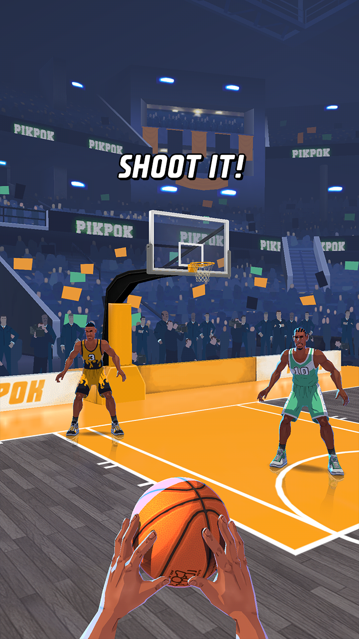 Rival Stars Basketball screenshot #3