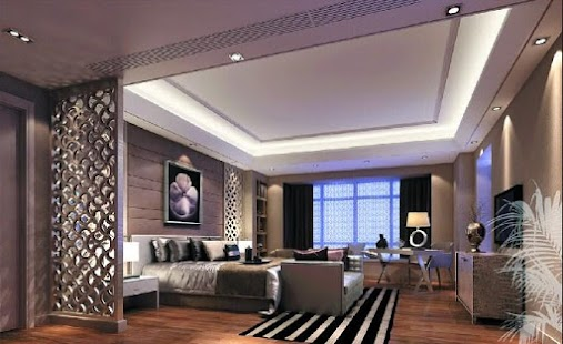 Master bedroom ceiling designs - náhled