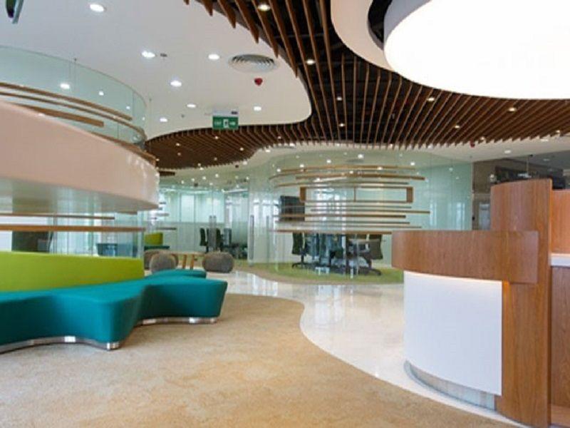 văn phòng Nestle dự án của ADP-architects