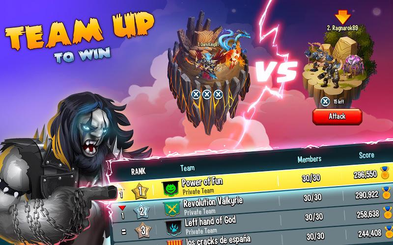 Monster Legends - RPG Screenshot 9