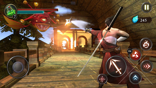 Takashi Ninja Warrior - Shadow of Last Samurai filehippodl screenshot 7